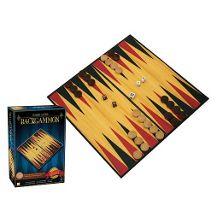 Merchant Ambassador Classic Backgammon Game