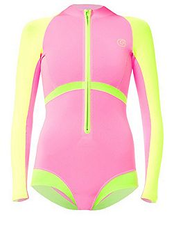 Neoprene summer spring suit