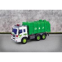 Friction Construction Light & sound recycling truck