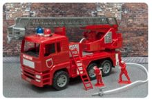 O2 Concept X City Rescue Series Fire Engine