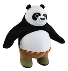 Kung Fu Panda 3 Talking Soft Toy - Po