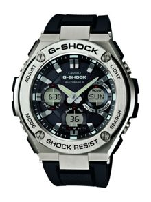 Casio GST-W110-1AER mens strap watch