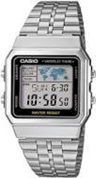 Casio A500WEA-1EF Unisex Bracelet Watch