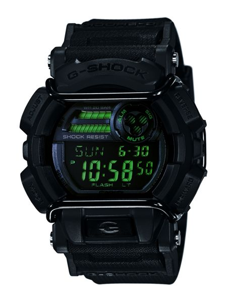 G-Shock GD-400MB-1ER mens strap watch