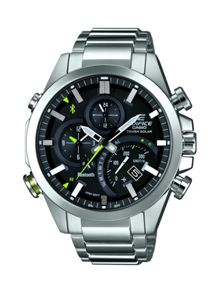 Edifice EQB-500D-1AER Mens Bracelet Watch