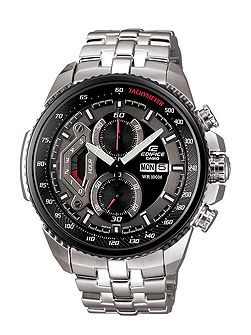 Edifice EF-558D-1AVEF silver mens watch