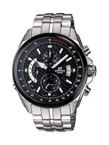 Edifice EFR-501SP-1AVEF silver mens watch