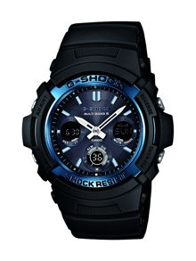 G-Shock G-Shock AWG-M100A-1AER black sports mens watch