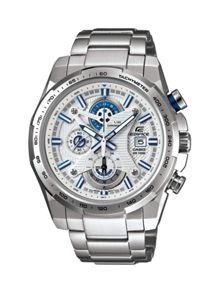 Edifice EFR-523D-7AVEF silver mens watch