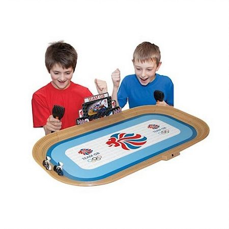 Scalextric Scalextric London 2012 Velodrome Cycling Set