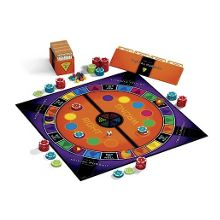 Trivial pursuit bet you know it game