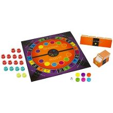 Hasbro Trivial pursuit bet you know it game