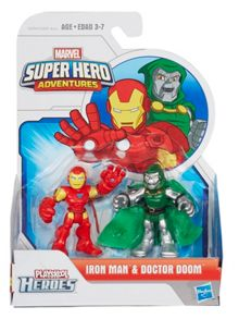 Iron Man & Doctor Doom2 pack