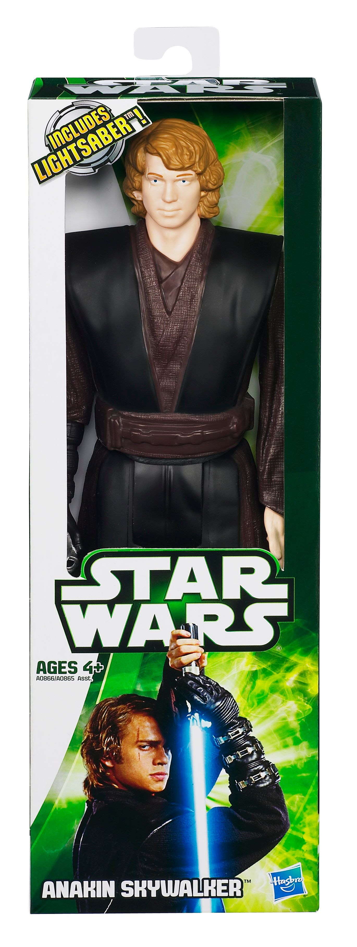 Star Wars 12 Anakin Skywalker
