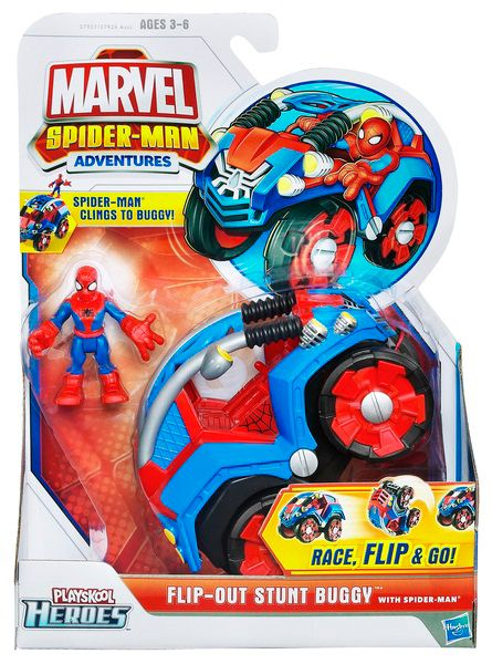 Spiderman Vehicle buggy & Figure