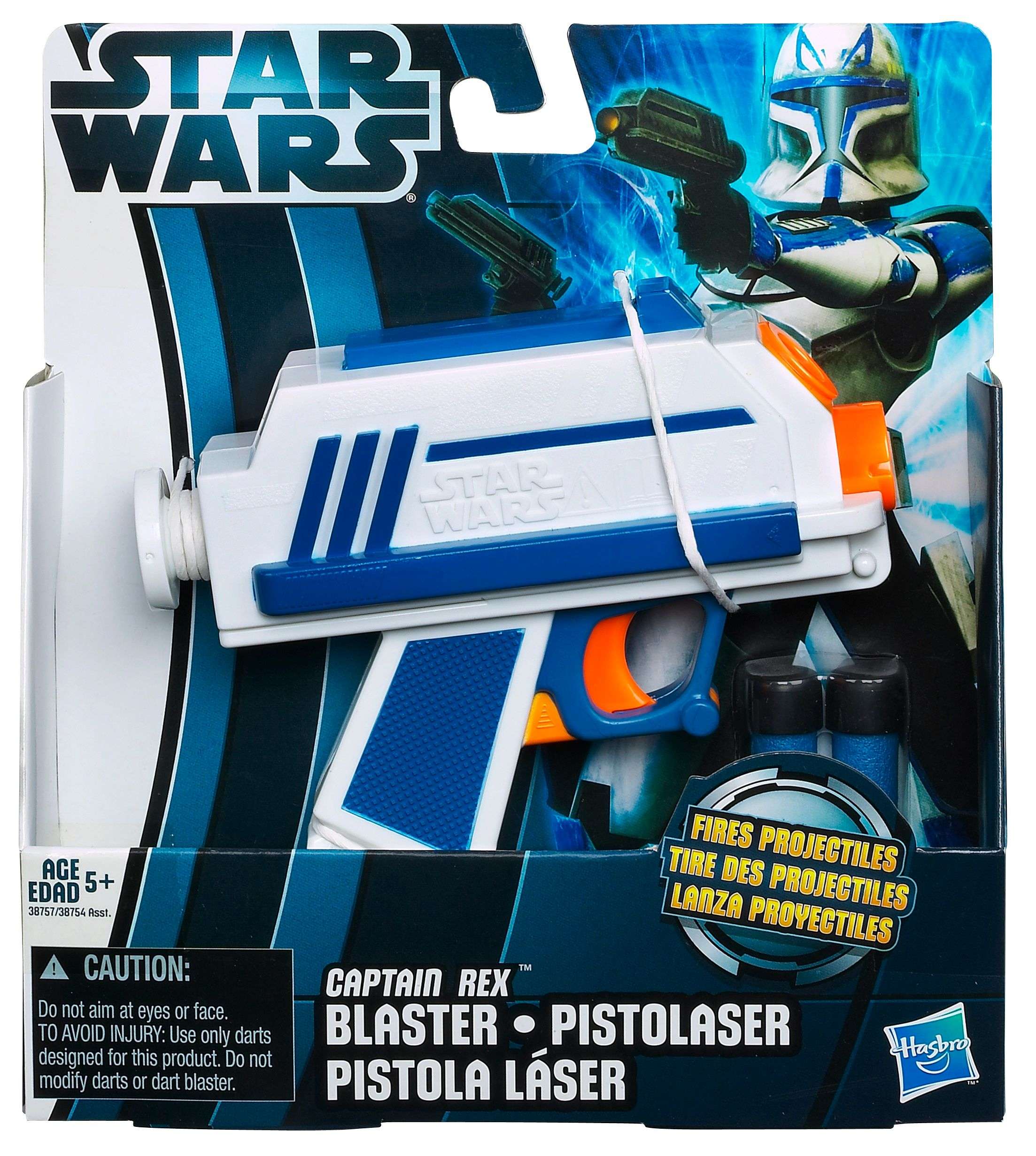 Star Wars Captain Rex Blaster
