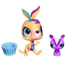 Littlest Pet Shop Littlest Pet Shop Sweetest Friends