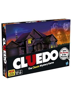 Cludeo The Classic Mystery Game