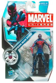 Spiderman 2009 Figure
