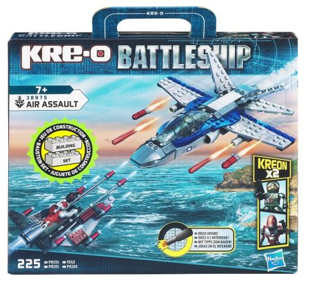 Kreo Battleship air assault