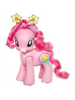Crystal Walking Pinkie Pie