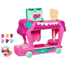 Littlest pet shop delights treat truck