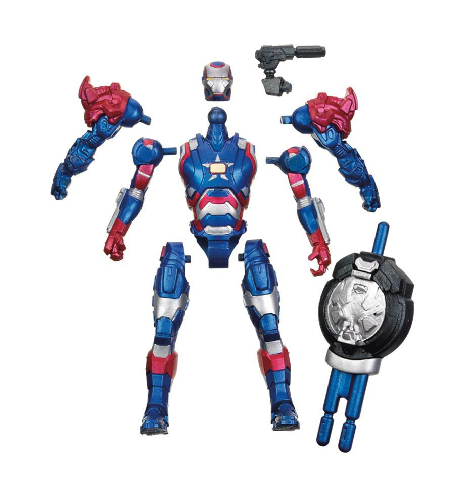 Iron Man 3 Iron Patriot Assemblers A1783