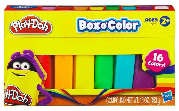 Play Doh Box O Color