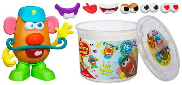 Mr Potato Head Tater Tub