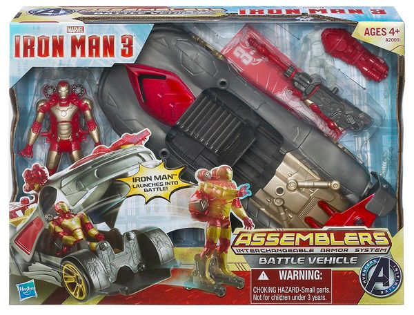 Iron Man 3 Battle Vehicle