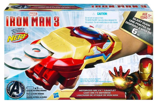 Iron Man 3 Arc FX Gauntlet