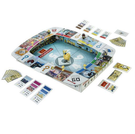 Despicable Me 2 Monopoly