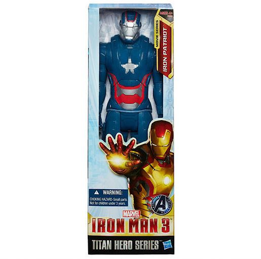 Iron Man 3 iron patriot titan series