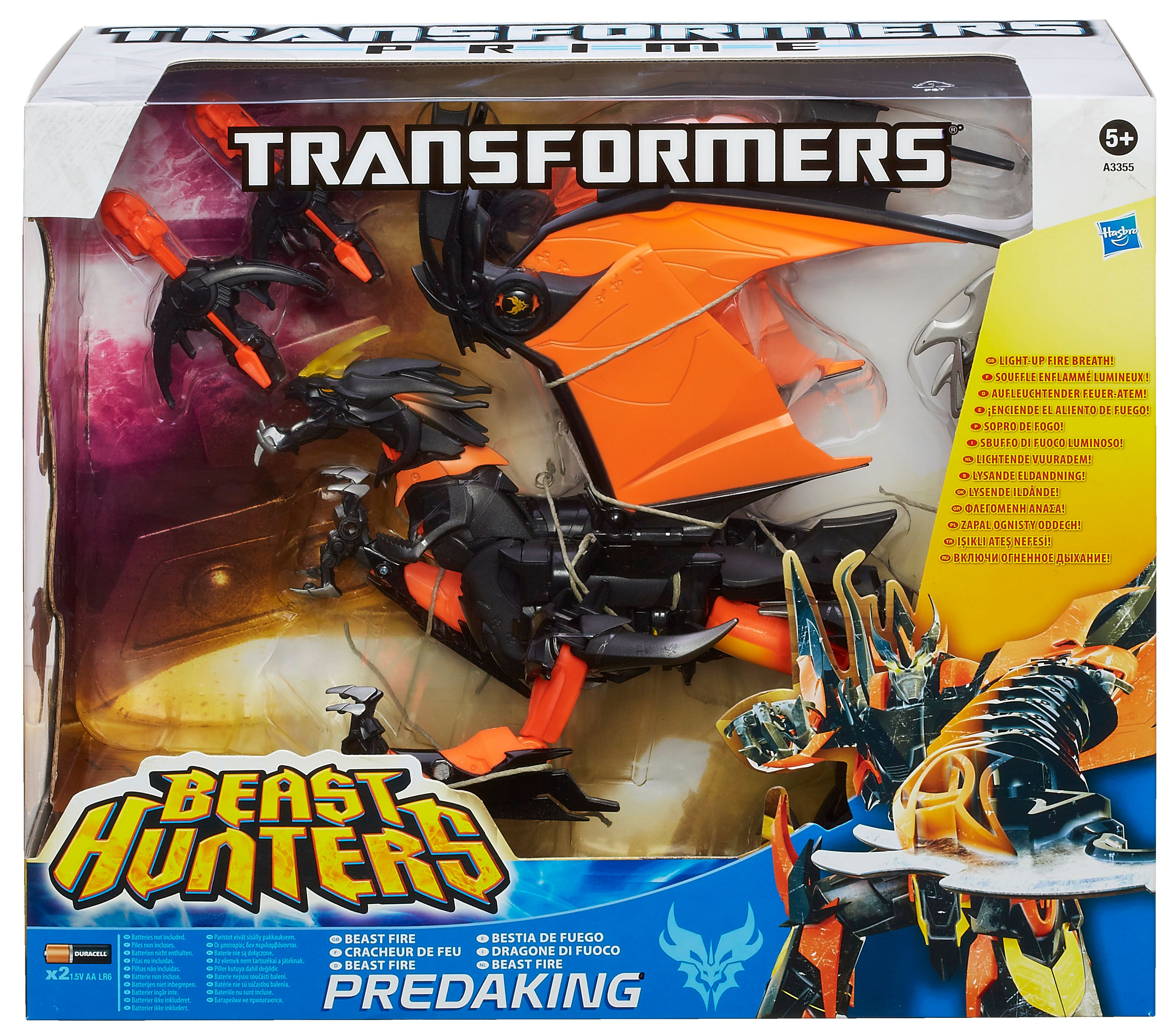 Beast Hunters Predaking