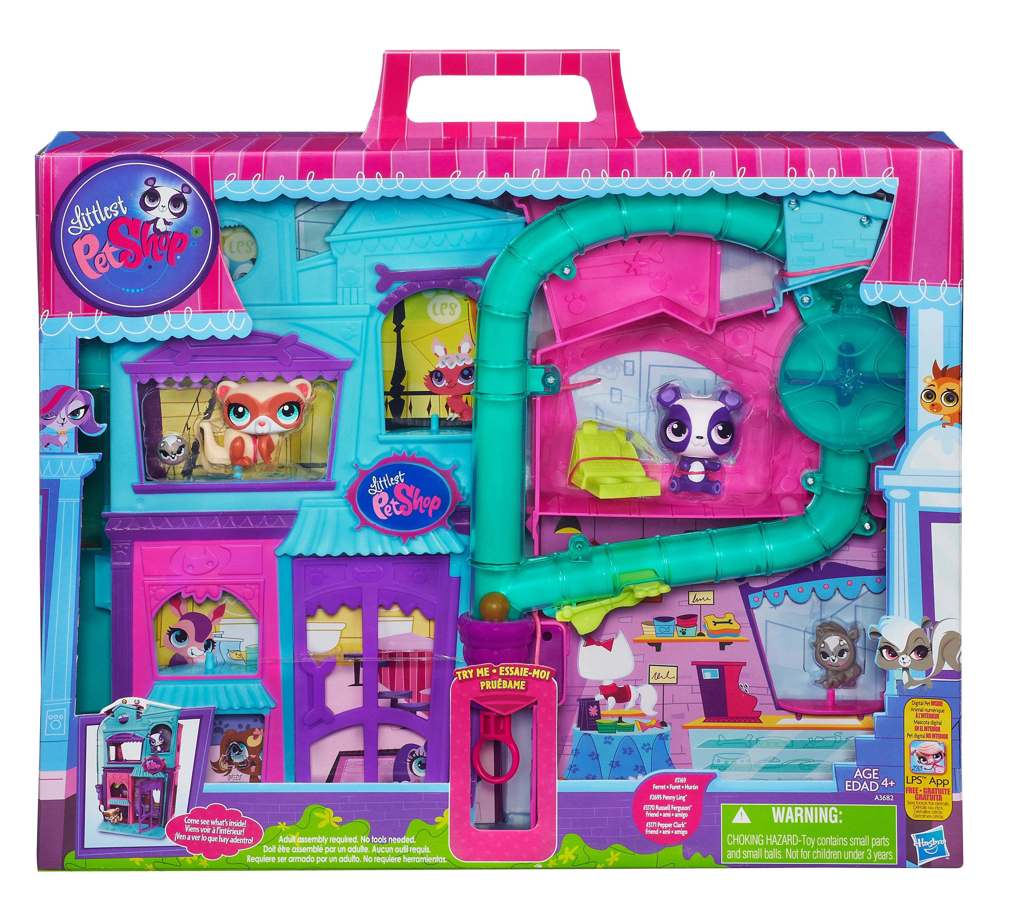 Littlest Pet Shop Playset