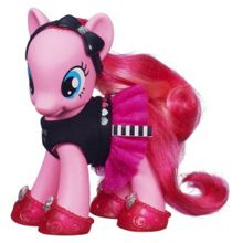 Pink And Fabulous Pinkie Pie Pony