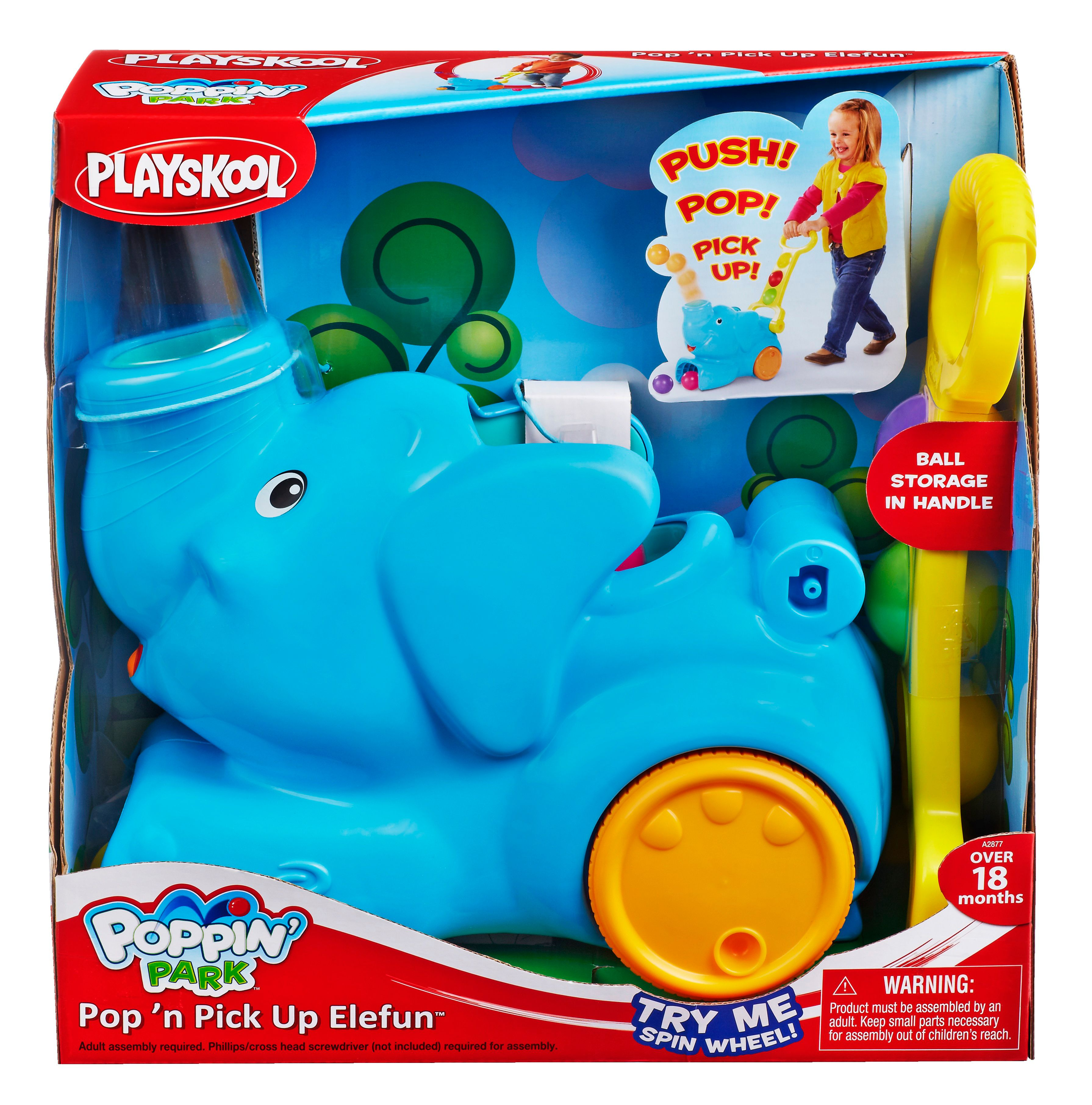 Elefun Pop N Pick Up