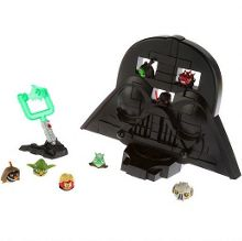 Angry Birds Jenga Rise of Darth Vader