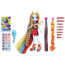 Equestria Girls Hairstyling Doll