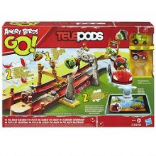Angry Birds Angry birds go! telepods raceway
