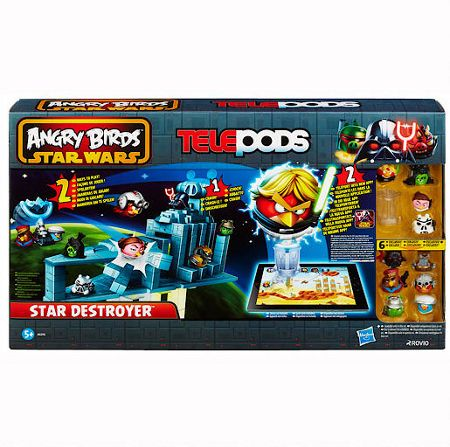 Angry Birds Star wars Angry Birds Star Destroyer
