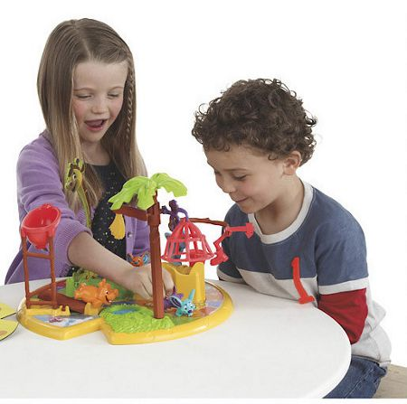 Hasbro Elefun and friends mousetrap game