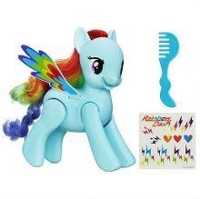 My Little Pony Flip and Whirl Rainbow Dash