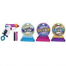 Nerf Rebelle Knockout Gallery Target Blasting