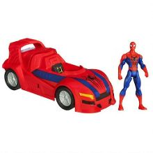 Amazing spider-man triple strike cruiser