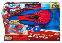 Spiderman 2 Motorized Spider Force Web Blaster