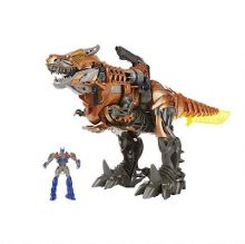 Age of extinction chomp and stomp figure