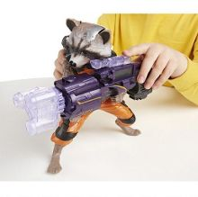 Marvel Big blastin` rocket raccoon figure