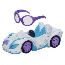 My little pony convertible vehicle