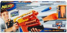 N-strike elite demolisher 2-in-1 blaster